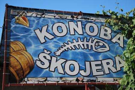 Konoba Skojera,Trpanj,Peljesac,Kroatien