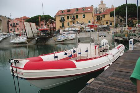 Borgo Marina Diving Center,Porto Maurizio,Imperia,Italien