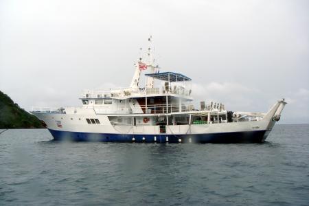 Okeanos Aggressor,Costa Rica