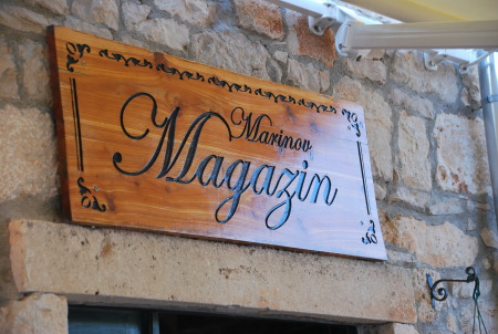 Konoba Marinov magazin,Sali,Dugi otok,Kroatien