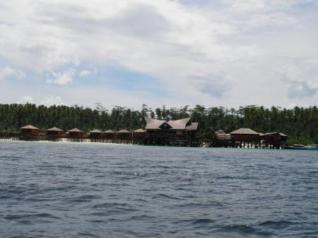Maratua Paradise Resort,Maratua,Indonesien