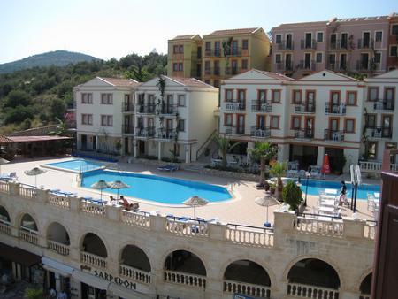 Hotel Pirat,Kalkan (Kas),Türkei