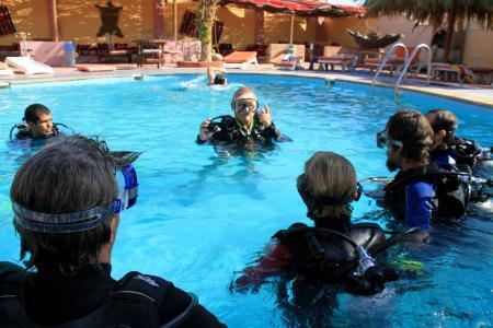 NEMO Dive Center,Jordanien