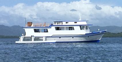 M/Y Azalea, Safariboot Philippinen, M/Y Azalea, Philippinen
