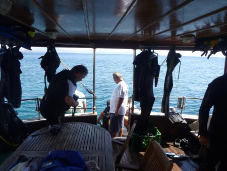 Calipso Diving Center,Turgutreis-Akyalar/Bodrum,Türkei