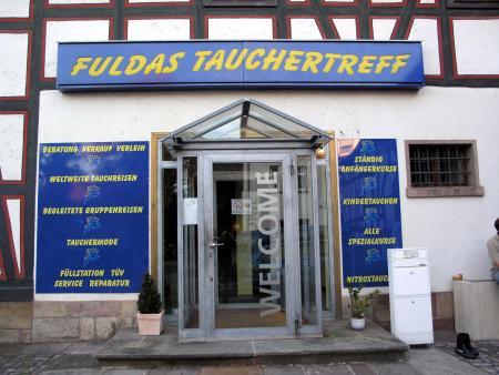 Fulda´s Tauchertreff,Fulda,Hessen,Deutschland