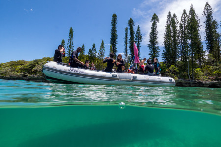 Kunie Diving,Ile des Pins,Neukaledonien