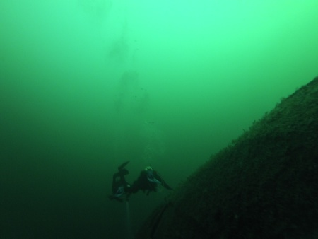 Gulen DykkeSenter,Norwegen