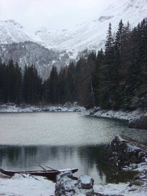 Obernberger See, Obernberger See,Österreich