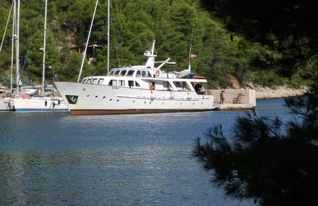 M/Y AGRAMER I, Kroatien