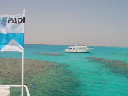 Grand Plaza Hotel Hurghada Tauchen