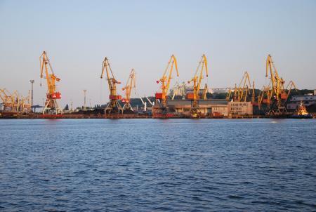Ristorante di mare,Odessa,Ukraine