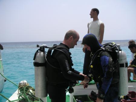Al Prince Diving Center,Hurghada,Ägypten