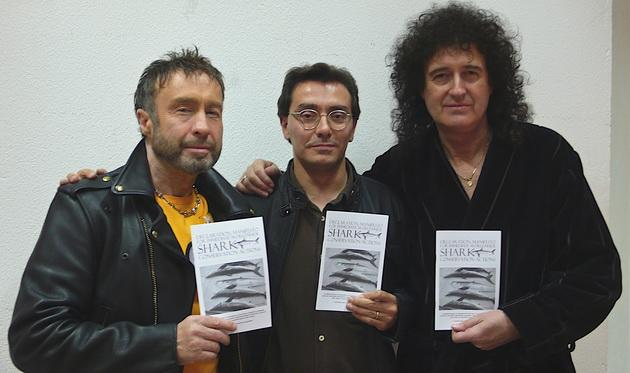 Queen, Paul Rodgers, Sharkproject