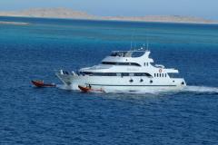 M/Y Suzanna-1,Ägypten