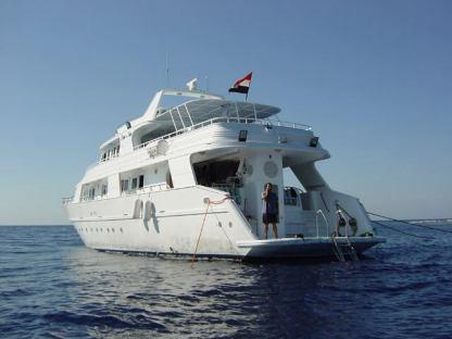 M/Y Dive One,Ägypten