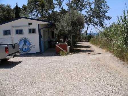 Sottolonda Diving Center,Elba,Italien