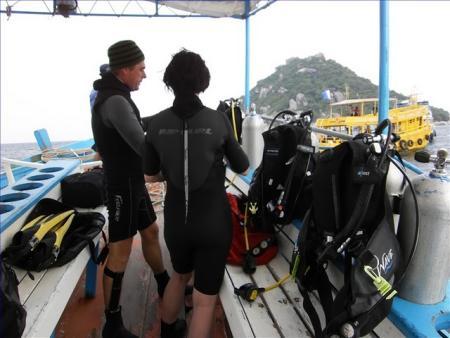 Dive Searobin,Koh Samui,Golf von Thailand,Thailand