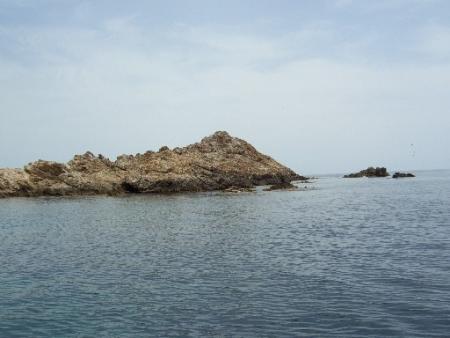 Sardinien,Capo Ferrato und Isola dei Quirra,Italien