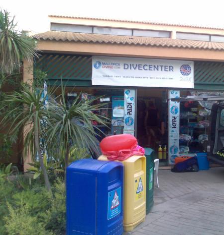 Skualo Mallorca Diving,Pto. Pollença-Alcúdia,Mallorca,Balearen,Spanien