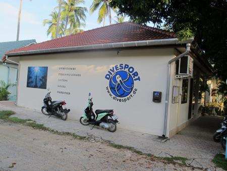 Divesport,Phuket,Andamanensee,Thailand