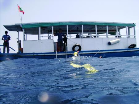 MY Fathima,Malediven