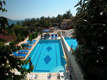 Hotel Koza,Kas,Türkei
