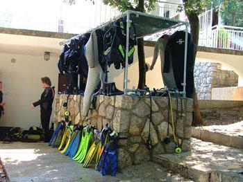 Comfort Diving Malinska (Krk),Kroatien