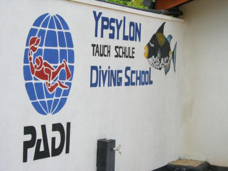 Ypsylon Guesthouse und Tauchschule,Beruwela,Sri Lanka