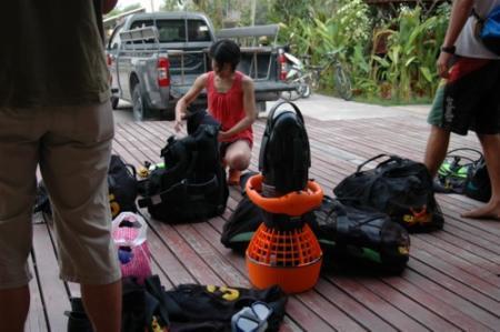 Asia Divers - Koh Tao Thailand,Golf von Thailand,Thailand