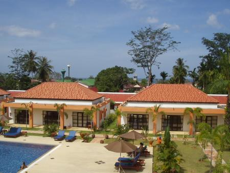 Palm Hill Resort & Spa,Thailand