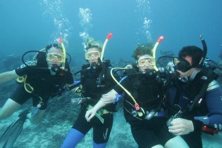 Tech Dive Academy,Port Douglas,Australien