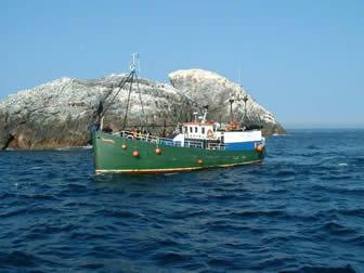 Scapa Flow Charters, Stromness, Großbritannien, Schottland