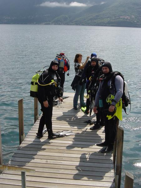 Delfin Divers TRC Tauchclub Neubulach bei Calw,Baden Württemberg,Deutschland