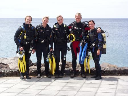 Lanzarote Dive Service,Puerto del Carmen,Kanarische Inseln,Spanien