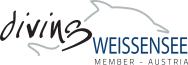 Logo , Dive World Diving.de Diving weissensee tauchen Kurse Padi Ssi, Tauchbasis Dive-World, Weissensee-Ost, Österreich