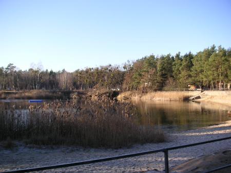 Plattensee,Steinbruchsee,Gommern,Sachsen-Anhalt,Deutschland,Sachsen Anhalt