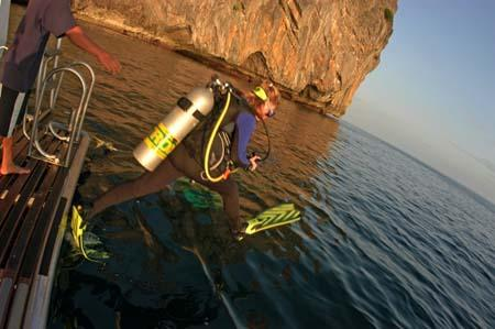 MV Nautica / Moby Dick Adventures,Thailand