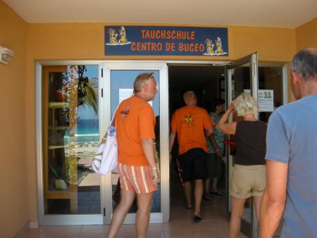 Fuerteventura,Tauchschule Klaus Amann (Jandia/MorroJable),Kanarische Inseln,Spanien