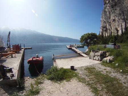 Gardasee - Campione (Gardasee),Italien