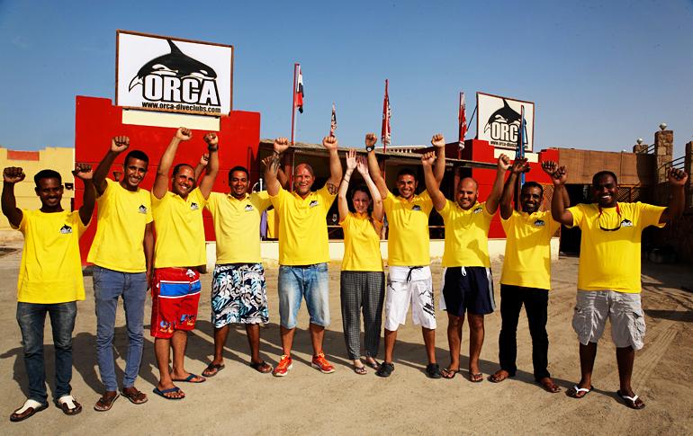 ORCA Dive Club Tulip, Ägypten, Marsa Alam und südlich