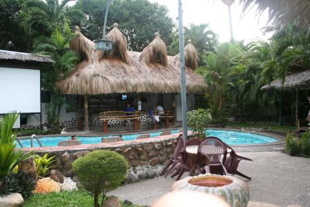 El Dorado Beach Resort,Dauin,Negros,Philippinen