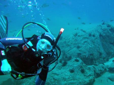 Big Blue Sea,Playa Blanca,Lanzarote,Kanarische Inseln,Spanien