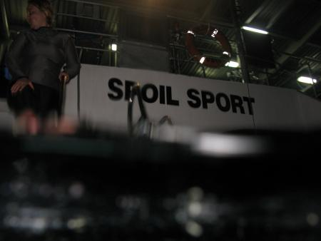 Spoil Sport,Mike Ball,Australien
