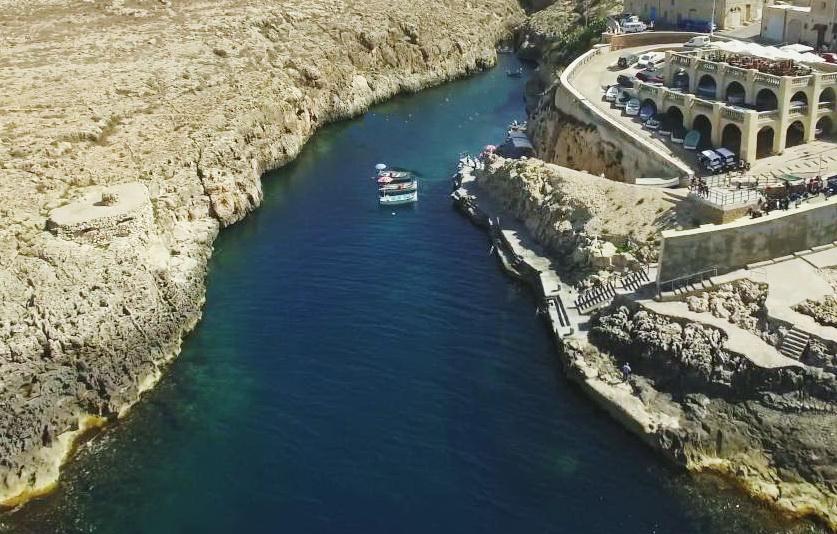 Wied-iz-Zurrieq (Blue Grotto) , Blue Grotto, Zurrieq, Malta, Malta - Hauptinsel