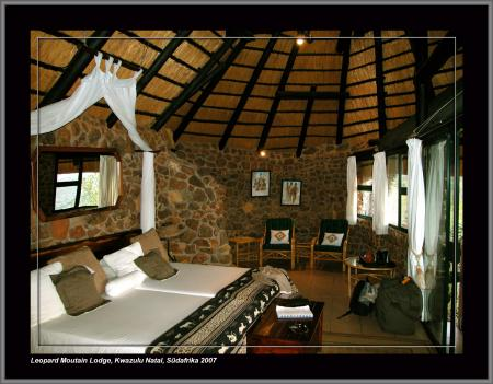 Leopard Mountain Lodge,Bayata,Südafrika