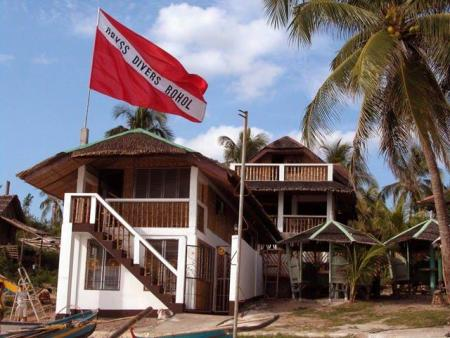 Anda´s FloWer Beach Resort,6311  Island Bohol,Flower Beach Divers,Anda,Philippinen