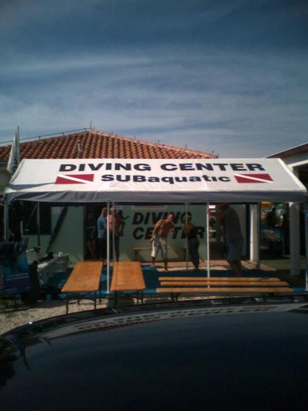 Subaquatic Diving Center,Kroatien