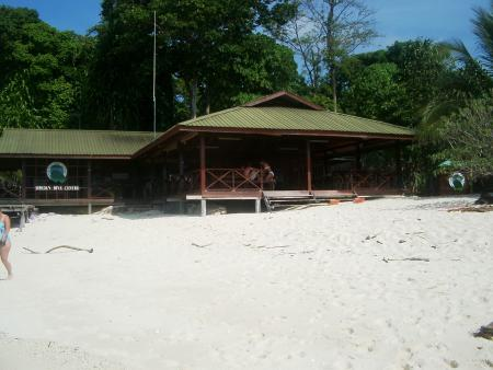 Sipadan Dive Center,Malaysia