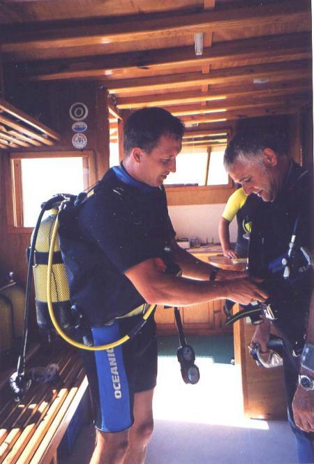 Mavi Diving,Kas,Türkei
